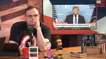 Ep 308 | Previewing the Singapore Summit | Steve Deace Show