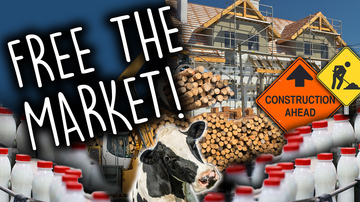 Ep 43  | Free The Market! | Wilkow!
