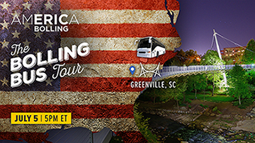 Replay: Watch America ... Live in Greenville, South Carolina