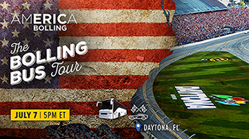 Replay: Watch America ... Live in Daytona, Florida