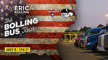 Replay: Watch America ... Live in Greeneville, Tennessee
