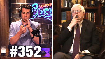 Ep 352 | ALL ABOUT CIGARS! | Dennis Prager Uncut | Louder With Crowder