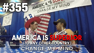Ep 355 | America Is Superior: Change My Mind | Louder With Crowder