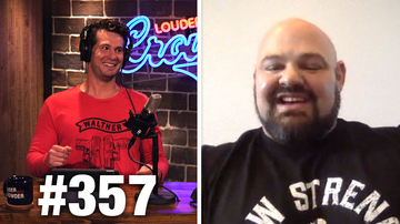 Ep 357 | CROWDER CONFRONTS JUICELAND TRANNY! | Brian Shaw Guests | Louder With Crowder