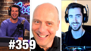 Ep 359 | ROE V. WADE MELTDOWN! | Stefan Molyneux and Daithi De Nogla Guest | Louder With Crowder