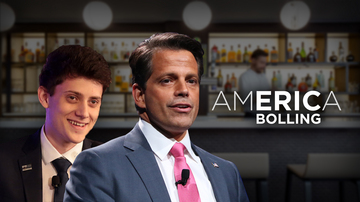 Ep 12 | Anthony Scaramucci and Kyle Kashuv | America with Eric Bolling