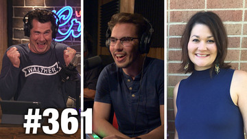 Ep 361 | FAKE NEWS CROWDER CONFRONTS FOLLOW-UP! | Jessi Cape Guests | Louder With Crowder