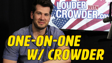 Ep 57 | One on One with Steven Crowder | Wilkow!