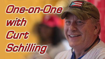 Ep 58 | One on One with Curt Schilling | Wilkow!