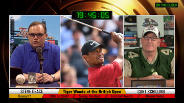 Ep 4 | Tiger Woods Is Back? Not So Fast | Red Sox Dominate | On the Clock