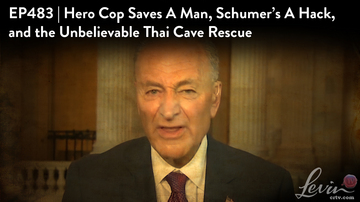 Ep 483 | Hero Cop Saves a Man, Schumer's a Hack, and the Unbelievable Thai Cave Rescue