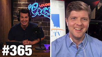 Ep 365 | LIBERALS HATE EASY SOLUTIONS! | Buck Sexton Guests | Louder With Crowder