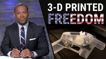 Ep 214 | 3-D Printed Freedom | White House Brief