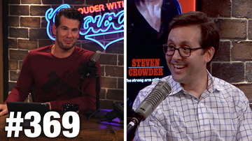 Ep 369 | WaPo LIES EXPOSED! | Lee Doren Uncut | Louder With Crowder
