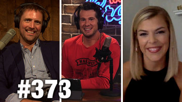 Ep 373   MEDIA'S WHITE SUPREMACY OBSESSION EXPLAINED!   Owen Benjamin and Allie Stuckey Guest   Louder With Crowder