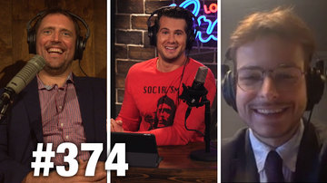 Ep 374   CLIMATE CHANGE CAUSING WILDFIRES DEBUNKED!   Owen Benjamin and Christian O'Brien Guest   Louder With Crowder