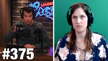 Ep 375 | DEBATE: TRANS ADVOCATE VS. CROWDER! | Julie Rei Goldstein Guests | Louder With Crowder