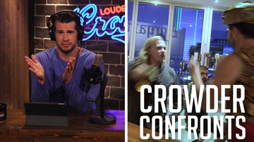 TEASER: Crowder Confronts 'Antifa ICE Killer' | Louder With Crowder