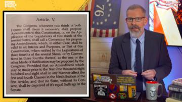 Ep 55   Should We Hold A Convention of States?   Kibbe on Liberty