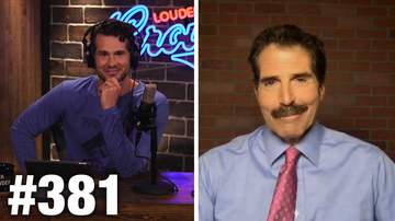 Ep 381 | Surviving as a Right-Winger in Media | John Stossel Guests | Louder With Crowder