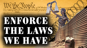 Ep 72 | Enforce the Laws We Have | Wilkow!