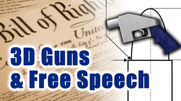 Ep 73 | 3D Guns & Free Speech | Wilkow!