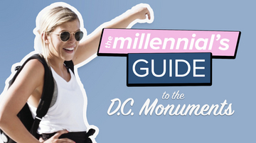 Ep 58 | The Millennial's Guide to the DC Monuments | Allie