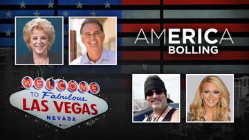 Ep 34 | Danny Tarkanian, Danny Koker, Mayor Goodman, and Kaya Jones | America with Eric Bolling