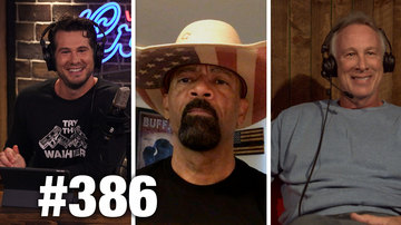 Ep 386 | Jim Carrey Says It's Time for Socialism! | Sheriff David Clarke | Louder With Crowder