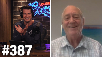 EP 387 Greenpeace Founder Debunks Climate Change (Dr. Patrick Moore Uncut) | Louder With Crowder