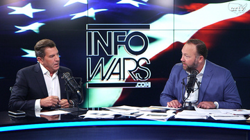 Ep 32 | Alex Jones | America with Eric Bolling