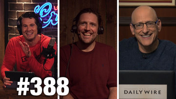 Ep 388   Why #ImWithNorm: Norm Macdonald vs. the Leftist Outrage Mob!   Owen Benjamin, Andrew Klavan Guest   Louder With Crowder