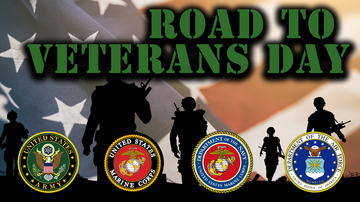 Ep 83 | Road to Veterans Day | Wilkow!