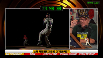 Ep 45 | Are Pitchers Being Developed Properly? | On the Clock