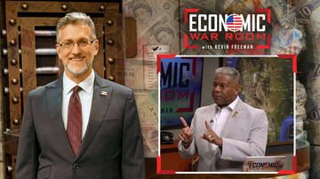 Ep 1 | Allen West Explains Economic Threats to America | Economic War Room