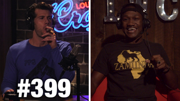 Ep 399 | Mug Club Lounge: Cigars, 'Purge' Review, and Eric Nimmer Guests | Louder with Crowder