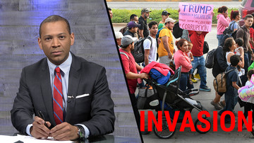Ep 254 | 'Trump, Here We Come': The Latest Illegal Immigrant Caravan Crisis | White House Brief