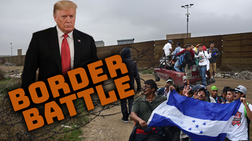 Ep 94 | Border Battle | Wilkow!