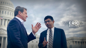 Ep 56 | Dinesh D'Souza: After the Election, What Happens Next? | America with Eric Bolling