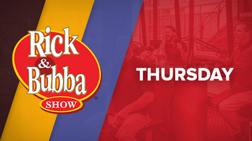 Nov 1 | The Rick & Bubba Show