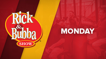 Nov 5 | The Rick & Bubba Show