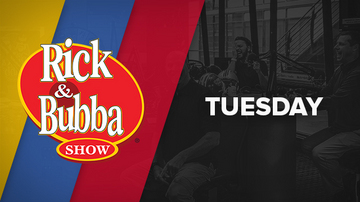 Nov 6 | The Rick & Bubba Show