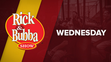 Nov 7 | The Rick & Bubba Show