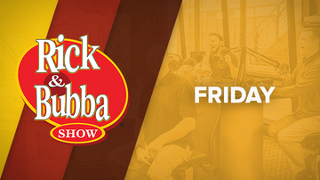 Nov 9 | The Rick & Bubba Show