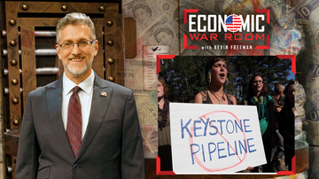 Ep 4   Energy, Part 2: Avoiding $6.00/gal. Fuel and New Energy Investments   Economic War Room