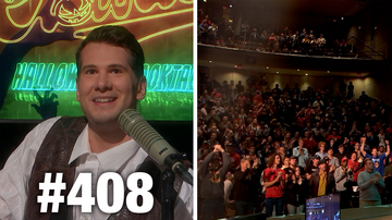 Ep 408 | SPOOKTACULAR AT U OF MICHIGAN! #CrowderUofMTakeover | Owen Benjamin | Louder with Crowder