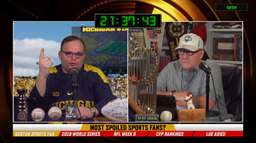 Ep 66 | Boston Sports Fans Have It Good | We Talk Sports