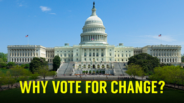 Ep 101 | Why Vote for Change? | Wilkow!
