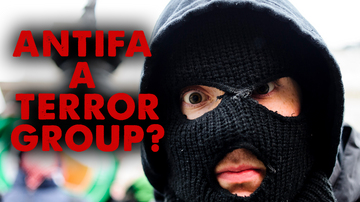 Ep 105 | Is Antifa a Terror Group? | Wilkow!