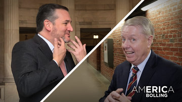 Ep 66 | Cruz 2.0 and Graham Caught on Cam | America with Eric Bolling